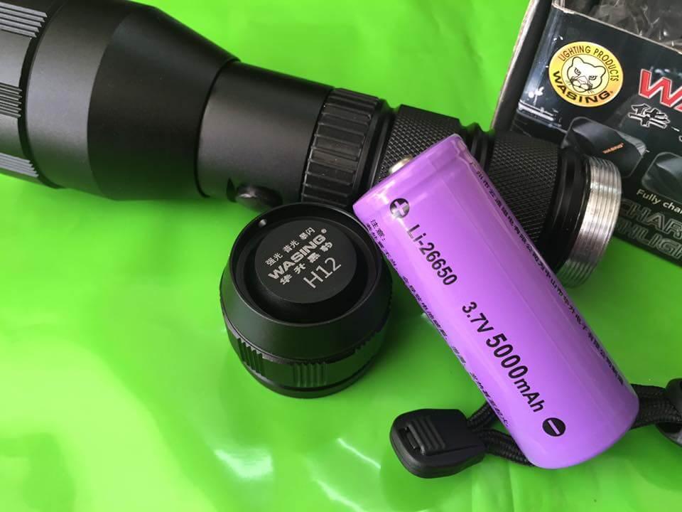 đèn pin wasing wfl-h12